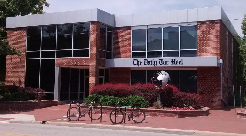 The Top Media Houses in Chapel Hill, NC