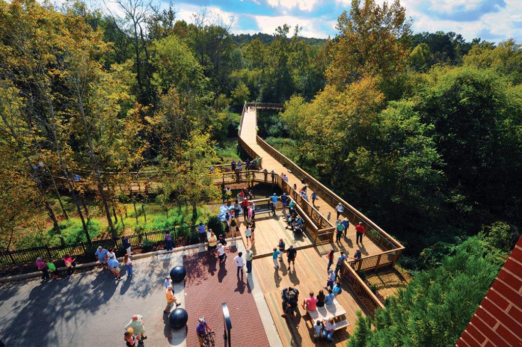 Chapel Hill, NC – A Hub Of Recreational Activities